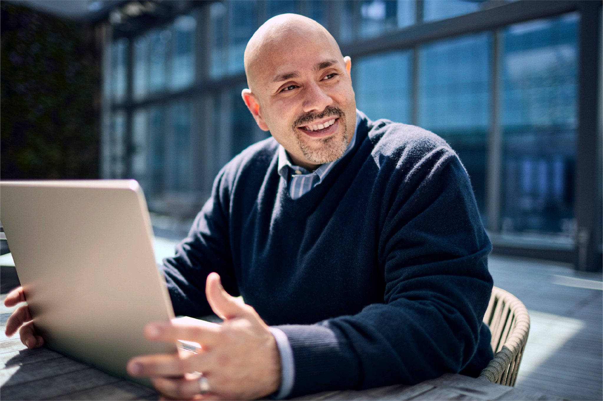 Edwin R., Senior Vice President, Sales, discusses how Cengage is a mission driven organization.