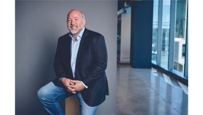 Headshot of George Moore, Chief Technology Officer, Cengage. He shares three ways institutional technology leaders can support post-pandemic learning.