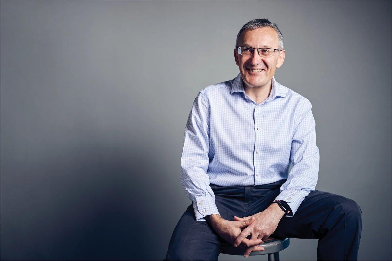 Bob Munro, Cengage Chief Financial Officer
