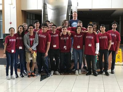 Cengage sponsored hackathon for high school students